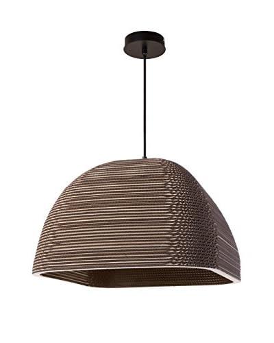 Lightshape Lámpara De Suspensión Mide 5 L Marrón