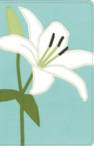 bloom-collection-bible-niv-white-lily