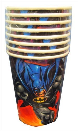 Batman Vintage Paper Cups (8ct)