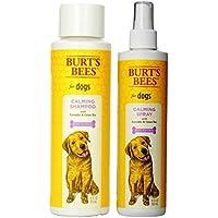 Burt's Bees For Dogs Calming Shampoo & Calming Spray Bundle: (1) Burt's Bees Calming Shampoo With Lavender & Green...