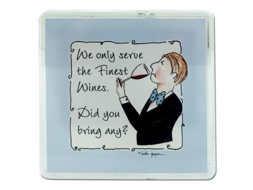 finest wines magnet 13460 ( Case of 12 )