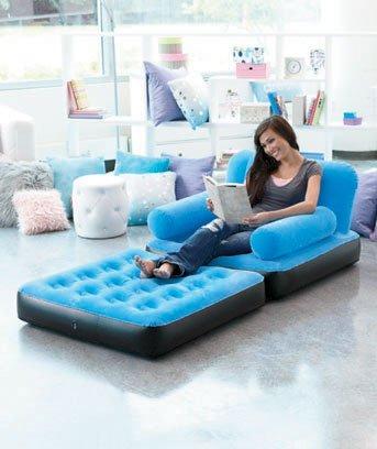 Blue Multi-Max Air Chair