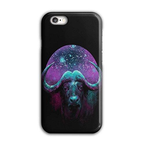 wild-buffalo-star-horn-beast-new-black-3d-iphone-6-6s-case-wellcoda