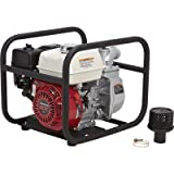 NorthStar Semi-Trash Pump - 2in. Ports, 10,010 GPH, 5/8in. Solids Capacity, 160cc Honda GX160 Engine