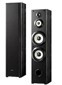 Sony SS-F6000 Floorstanding 4-Way Speakers (Pair, Black)