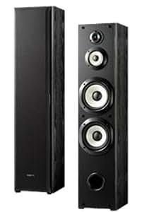 Sony SS-F6000 Floorstanding 4-Way Speakers (Pair, Black)