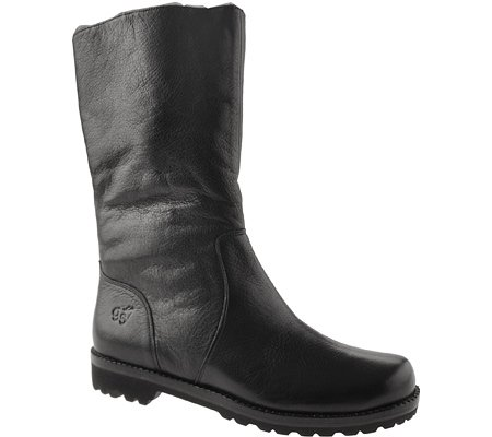 Gentle Souls Women's Warm Me Up Boot,Black,9 M US