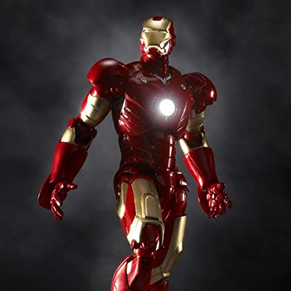 �û���ܥ�ƥå� SERIES No.036 IRON MAN MARKIII