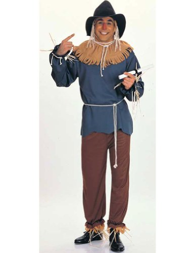 Wizard Of Oz Scarecrow Adult Adult Mens Costume