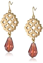 Carolee Ornate Earrings