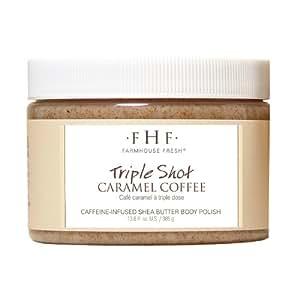 FarmHouse Fresh Body Polish Triple Shot Caramel Coffee