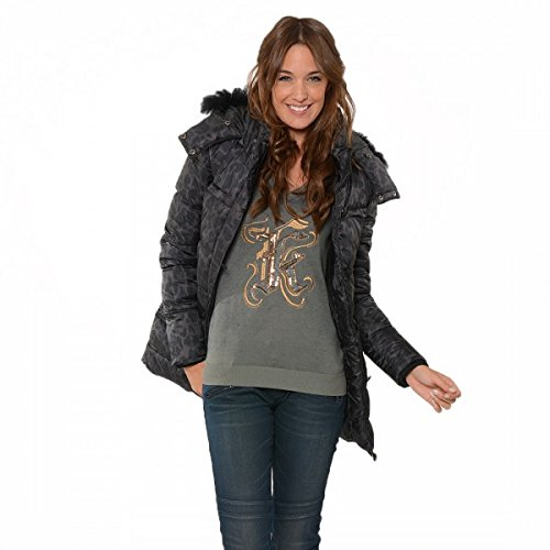 Kaporal -  Cappotto  - Donna camouflage XS