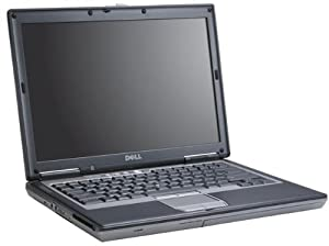 REFURBISHED DELL D630 PORTABLE THIN LAPTOP NOTEBOOK ANTI-VIRUS+OFFICE SUITE