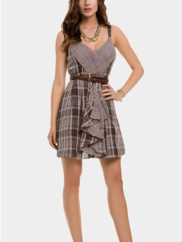 GUESS by Marciano Bridgit Plaid Dress