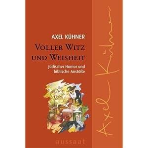 eBook Cover für  Voller Witz und Weisheit J xFC discher Humor und biblische Anst xF6 223 e