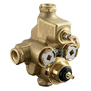 Identifying Rough Shower Valve