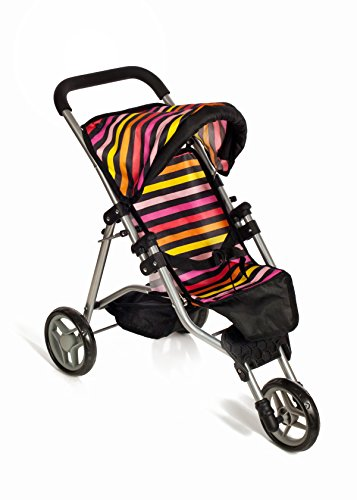 Mommy & Me My first doll Jogger - 9326stp Striped
