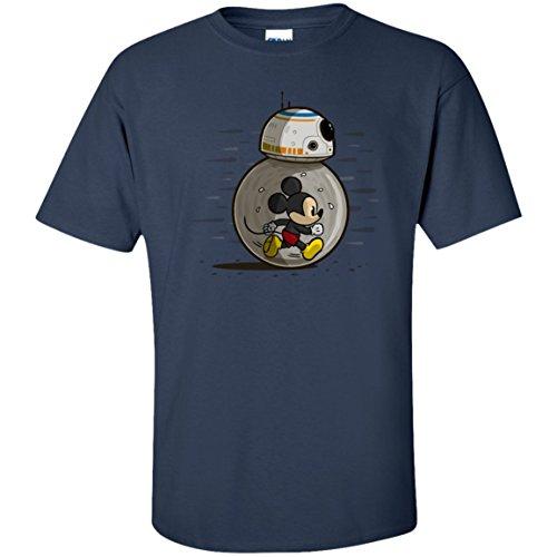 BB8 - (Star Wars Mickey)