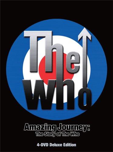 ザ・フー / The who - アメイジング・ジャーニー / デラックス・エディション [DVD]