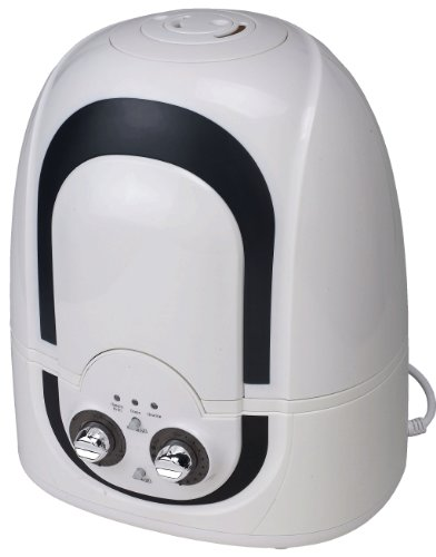 SPS-900A Ultrasonic Cool and Warm mist Humidifier with Ioniser