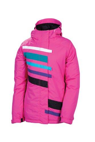 686 Nectar Insulated Jacket 12, Magenta, Größe: XS