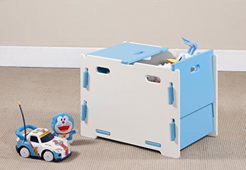 Legare Surfs Up Boîte de rangement 60 x 44,2 x 42 cm (Bleu/blanc)