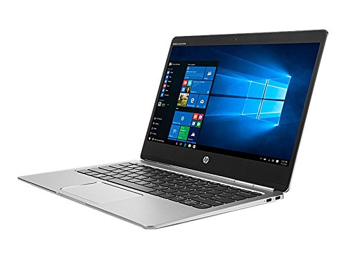HP EliteBook Folio G1 W0S06UT 12.5-Inch Notebook (Intel Core m5-6Y54,8GB, 256 GB,...
