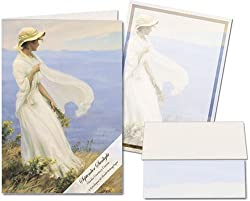 September Sunlight - Stationery Gift Set (20 sheets and 12 envelopes)