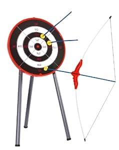 HUDORA 78115 - Bogenset mit Zielscheibe