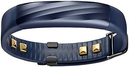 【日本正規代理店品】Jawbone UP3 ワイヤレス活動量計リストバンド 9/4ファームウェア更新によりシームレスな睡眠計 心拍計 インディゴ ツイスト JL04-6161ABD-JP