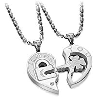 Asma Jewel House Metal Pendant For Unisex (Silver)