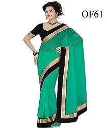 kesar fashion multi colour saree