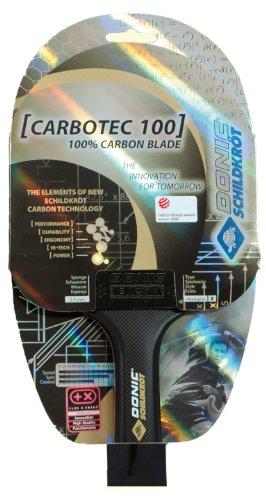 Donic Schildkröt Tischtennis-Schläger Carbotec 100 anatom.