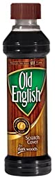 OLD ENGLISH 75144CT Furniture Scratch Cover, For Dark Woods, 8oz Bottle (Case of 6)