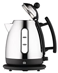 Dualit Cordless 6-Cup Jug Kettle, Chrome