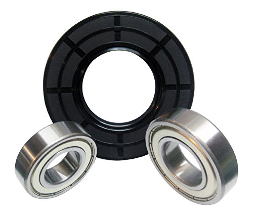High Quality Front Load Kenmore Washer Tub Bearing and Seal Kit Fits Tub W10253864 (Kenmore Tub Seal compare prices)