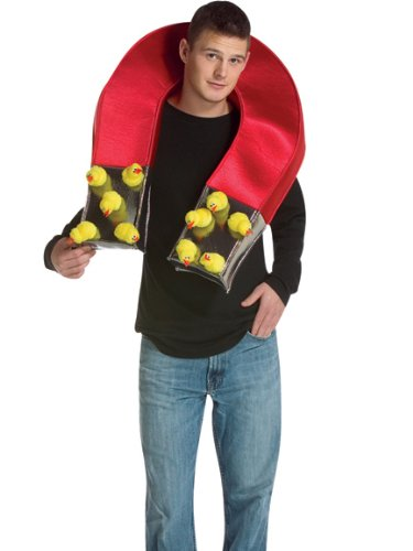 Mens Halloween Costumes Chic Magnet Costume Easy Costume Funny College Humor
