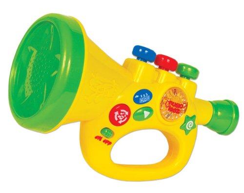 Small World Toys Preschool - Tootin' Trumpet front-661339