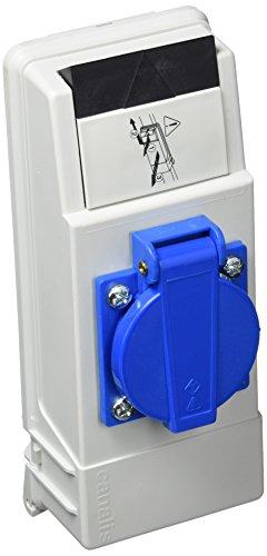 schneider-electric-kbc16dcp2-canalis-coffret-de-derivation-pour-fusible-nf-85-x-315-mm-prise-vde-16-