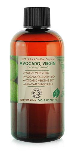 Bio Avocadoöl - 100% rein - 100ml