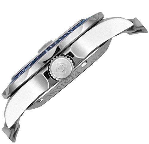 Invicta Unisex-Armbanduhr Analog Automatik Edelstahl 9094 6
