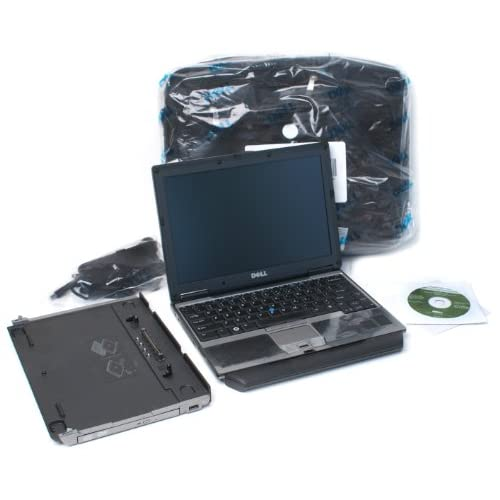 NEW FAST Dell Latitude D430 Core 2 1.2Ghz Notebook PC Includes 1.2GHz CPU, 1 GB RAM, 30GB Hard Drive, PA 12, Media Bay, DVD/CDRW Combo, High Capacity Battery, and Carrying Case