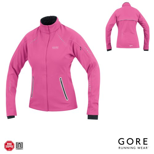 Gore Mythos SO Womens Windstopper Running Jacket