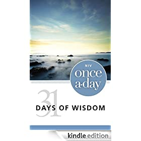 NIV Once-A-Day 31 Days of Wisdom