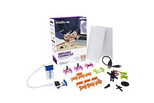 littleBits Electronics Arduino Coding Kit (Littlebits Electronics compare prices)