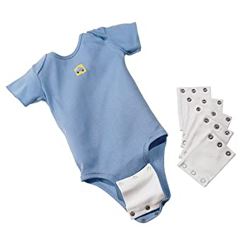 Add a Size Baby Clothes Extender 10-Pack, Onesie Extender