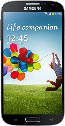 Samsung Galaxy S4 Smartphone (5 Zoll (12,7 cm) Touch-Display, 16 GB Speicher, Android 4.2) tief schwarz