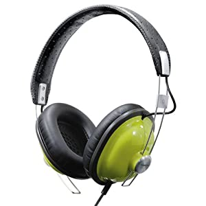 Panasonic RP-HTX7-G1 Monitor Headphones (green)
