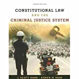 img - for Constitutional Law and the Criminal Justice System book / textbook / text book