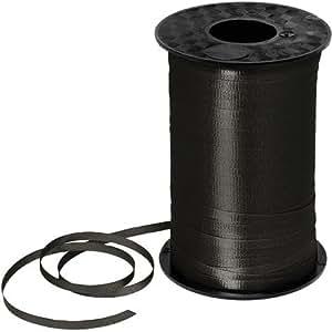 Black Curling Ribbon 500 yards